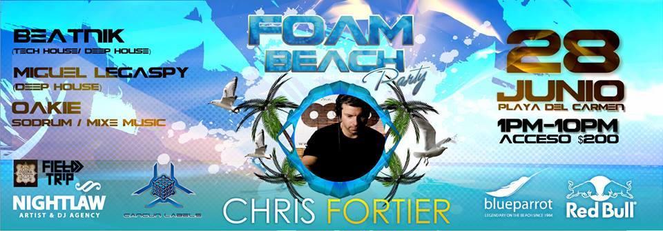 Chris Fortier @ Blue Parrot
