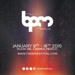 The BPM Festival 2015 @ Playa del Carmen