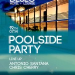 Poolside Party @ Hotel Deseo