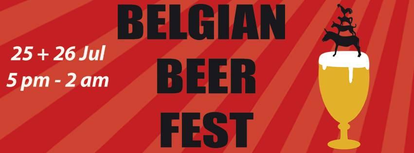 Beligian Beer Fest @ Club de la Cerveza