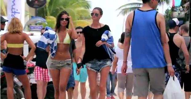 Grand Benders Tv Visita Playa del Carmen