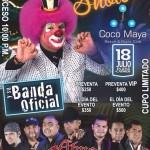 Platanito Show @ Coco Maya