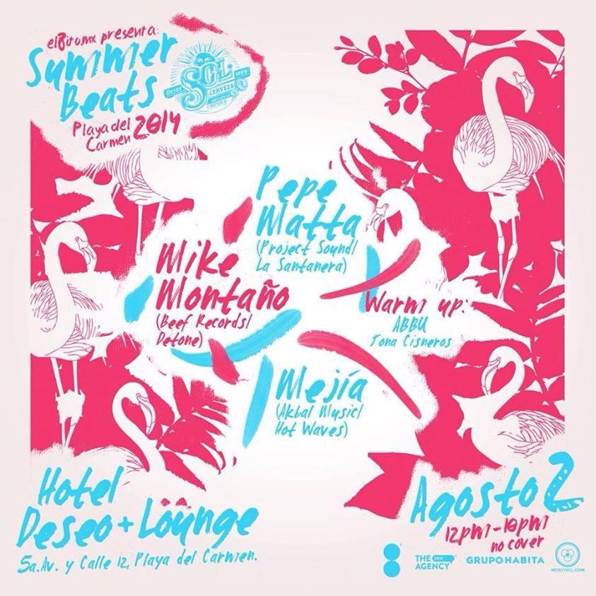 Summer Beats @ Hotel Deseo