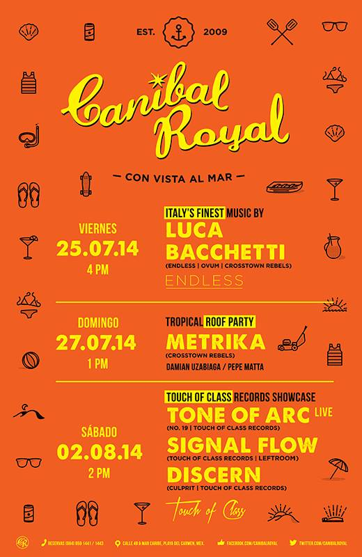 Verano 2014 @ Canibal Royal