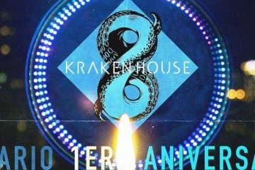 1er Aniversario de Kraken House @ La Santanera