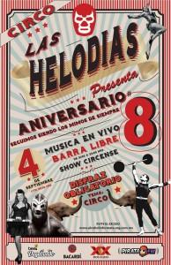 8 Aniversario de Las Helodias