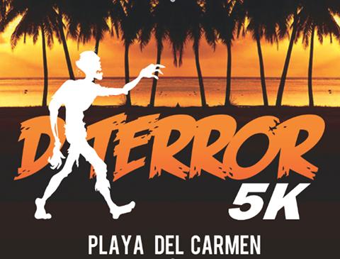 Carrera de Terror @ Playa del Carmen