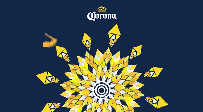 Corona Sunsets @ Playa del Carmen