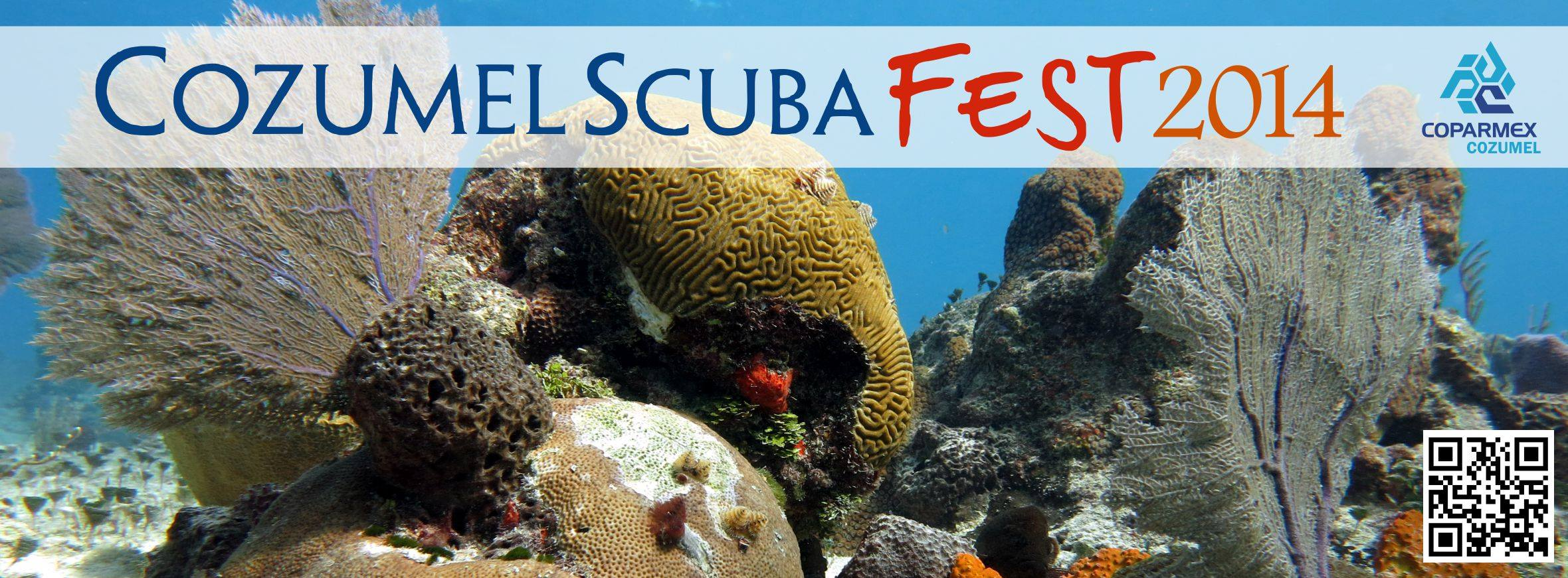 Cozumel Scuba Fest 2014