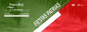 Fiestas Patrias 20144 @ Mamitas Beach Club