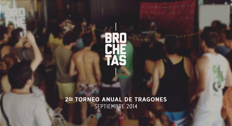 Segundo Torneo Anual de Tragones @ Brochetas