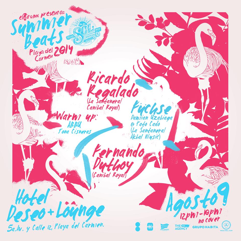 Summer Beats 2 @ Hotel Deseo