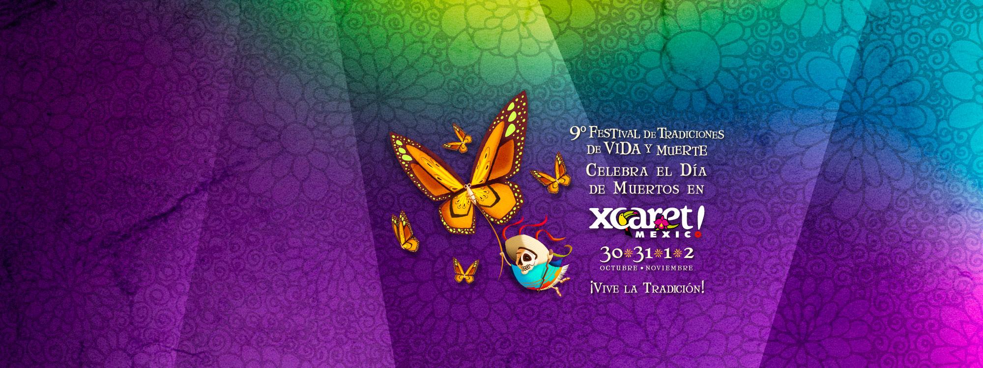 Festival de Tradiciones de Vida y Muerte 2014 @ Xcaret