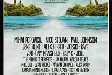 Coincidance - Secret Beach Festival @ Playa del Carmen