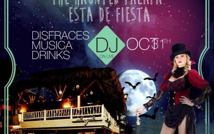 Fiesta de Halloween @ Ula Gula