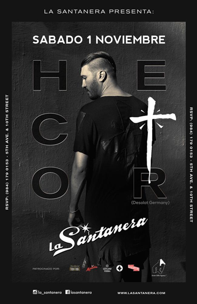 Hector @ La Santanera
