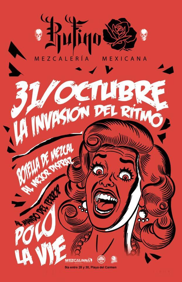 La Invasión del Ritmo @ Fufino Mezcalería