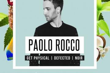 Paolo Rocco @ Hostal 3B