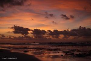 Amanecer en Playa del Carmen - Viva Playa