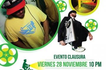 Fiesta de Aniversario de El Cine Club - Playa del Carmen