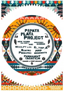 New Years Eve Party @ Papaya Playa Project - Tulum