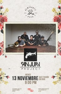 San Juan Project @ Almirante Pech