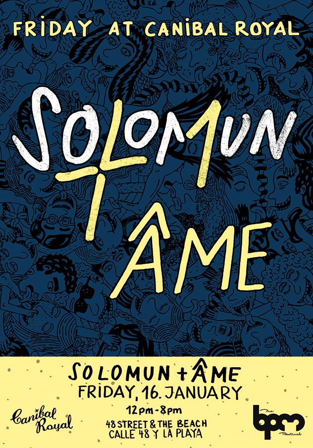 Solomun +1 (with Âme) @ Canibal Royal - BPM 2015
