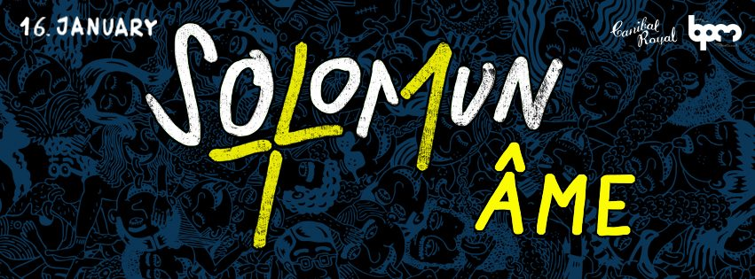 Solomun +1 (with Âme) @ Canibal Royal - BPM 2015
