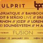 Culprit Showcase @ Fusion - BPM 2015