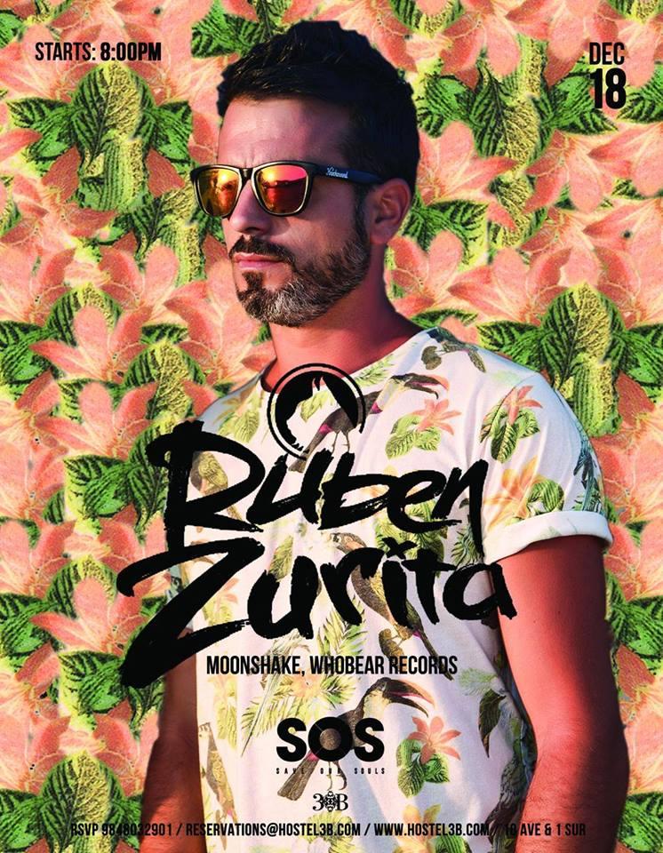 Ruben Zurita @ SOS Lounge