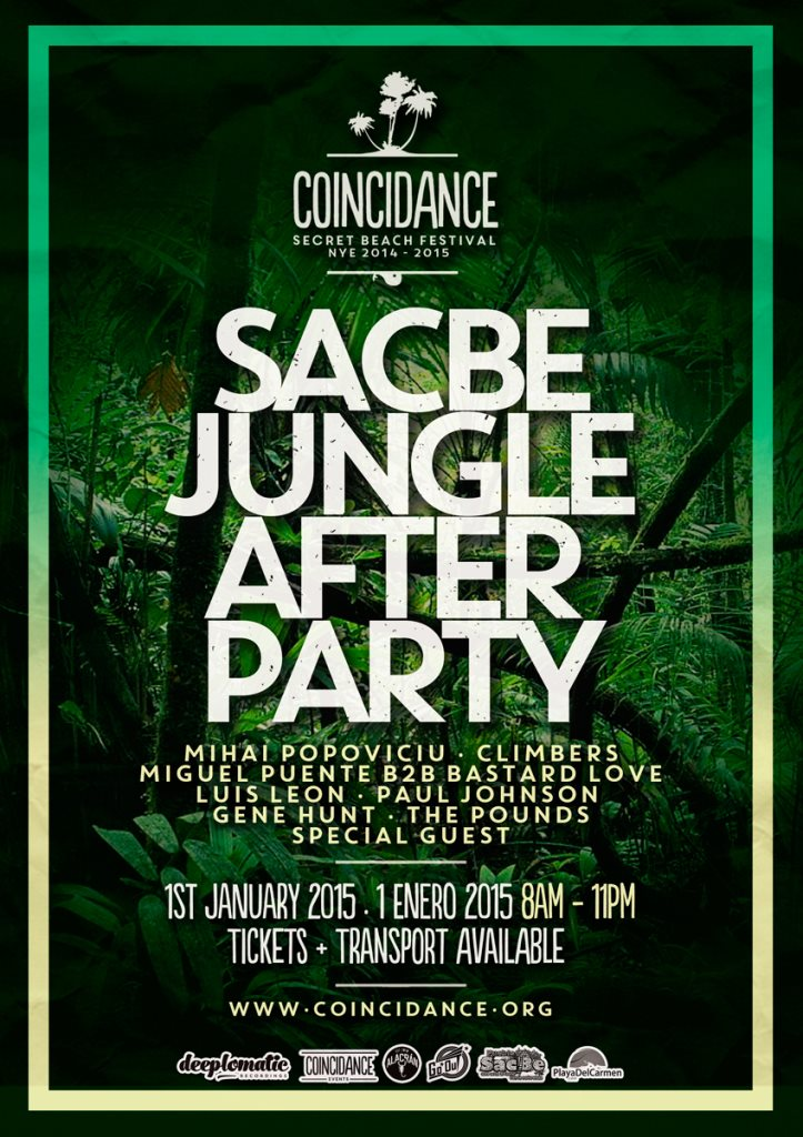 Sacbe Jungle After Party - Coincidance