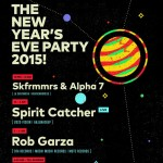 The New Years Eve Party @ Canibal Royal