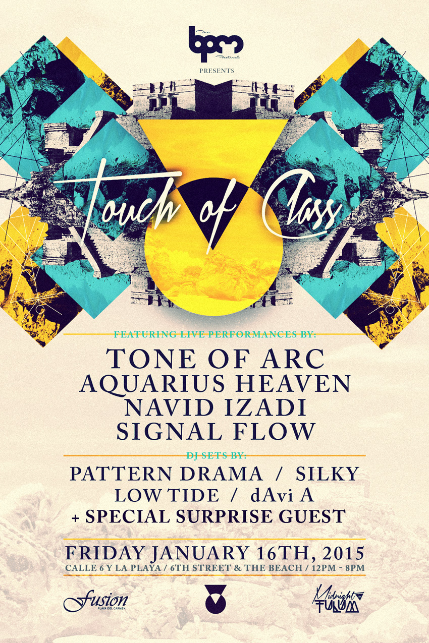 Touch of Class @ Fusion - BPM 2015