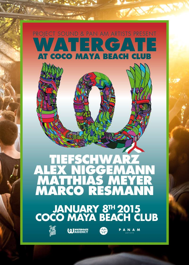 Watergate Showcase @ Coco Maya