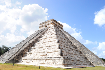 Chichen itza from playa del carmen tour