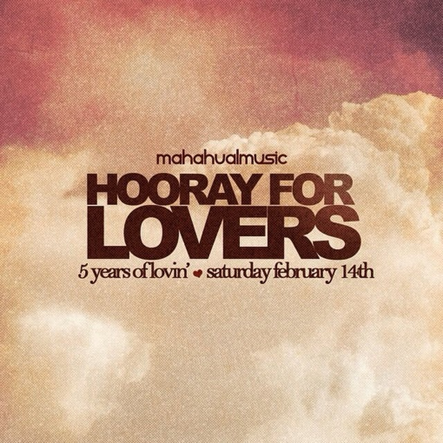 Hooray For Lovers @ Tirovino - Mahahual