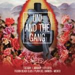 Tini & The Gang @ Fusion - BPM 2015