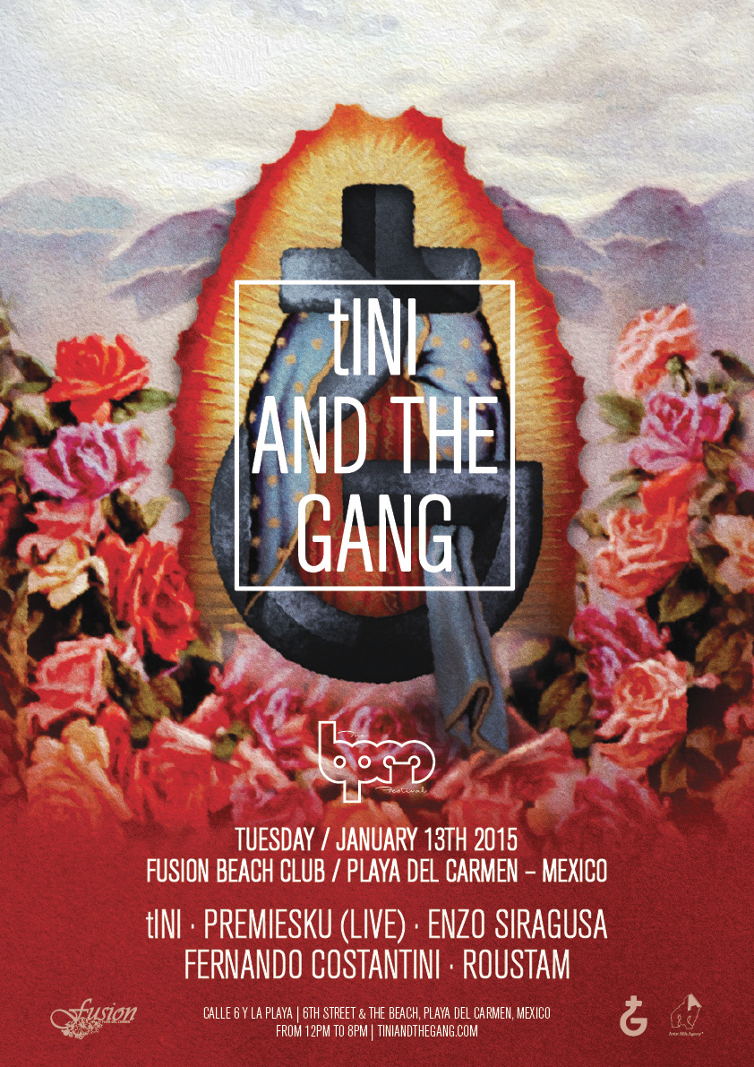 Tini & The Gang @ Fusion - BPM 2015