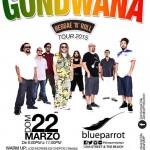 Gondwana @ Blue Parrot