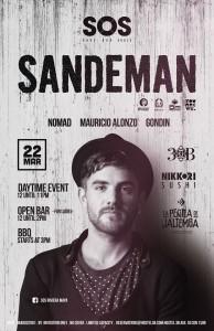 Usual Sundays con SANDEMAN @ SOS Lounge