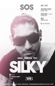 Usual Sundays with Silky @ SOS Lounge