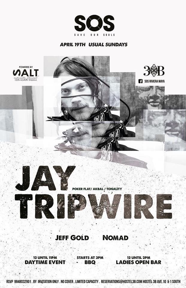Jay Tripwire @ SOS Lounge
