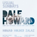 Dale Howard @ SOS Lounge