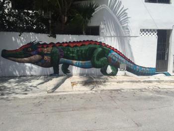 Graffiti Playa del Carmen