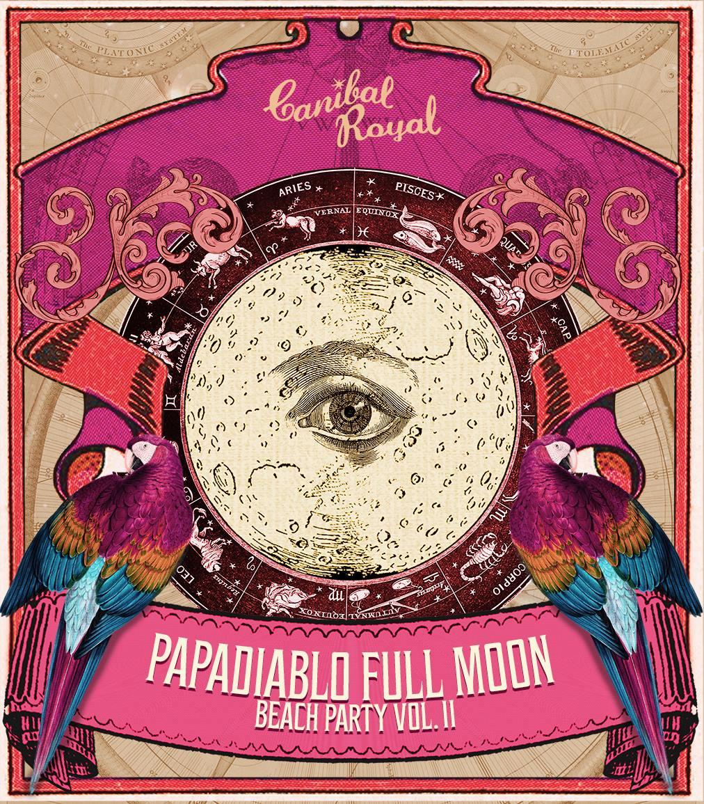 Full Moon Party Playa del Carmen