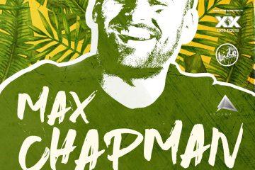 Max Chapman @ Playa del Carmen