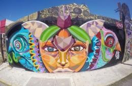 Arte Urbano en Playa del Carmen