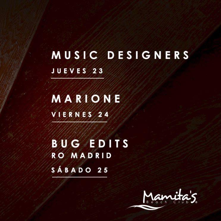 Discobug Edits @ Mamitas Beach Clubv