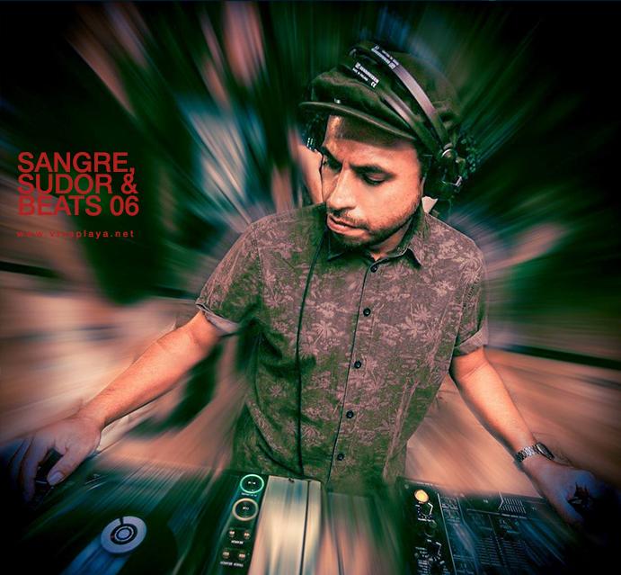 Sangre, Sudor & Beats 06 : Jonathon