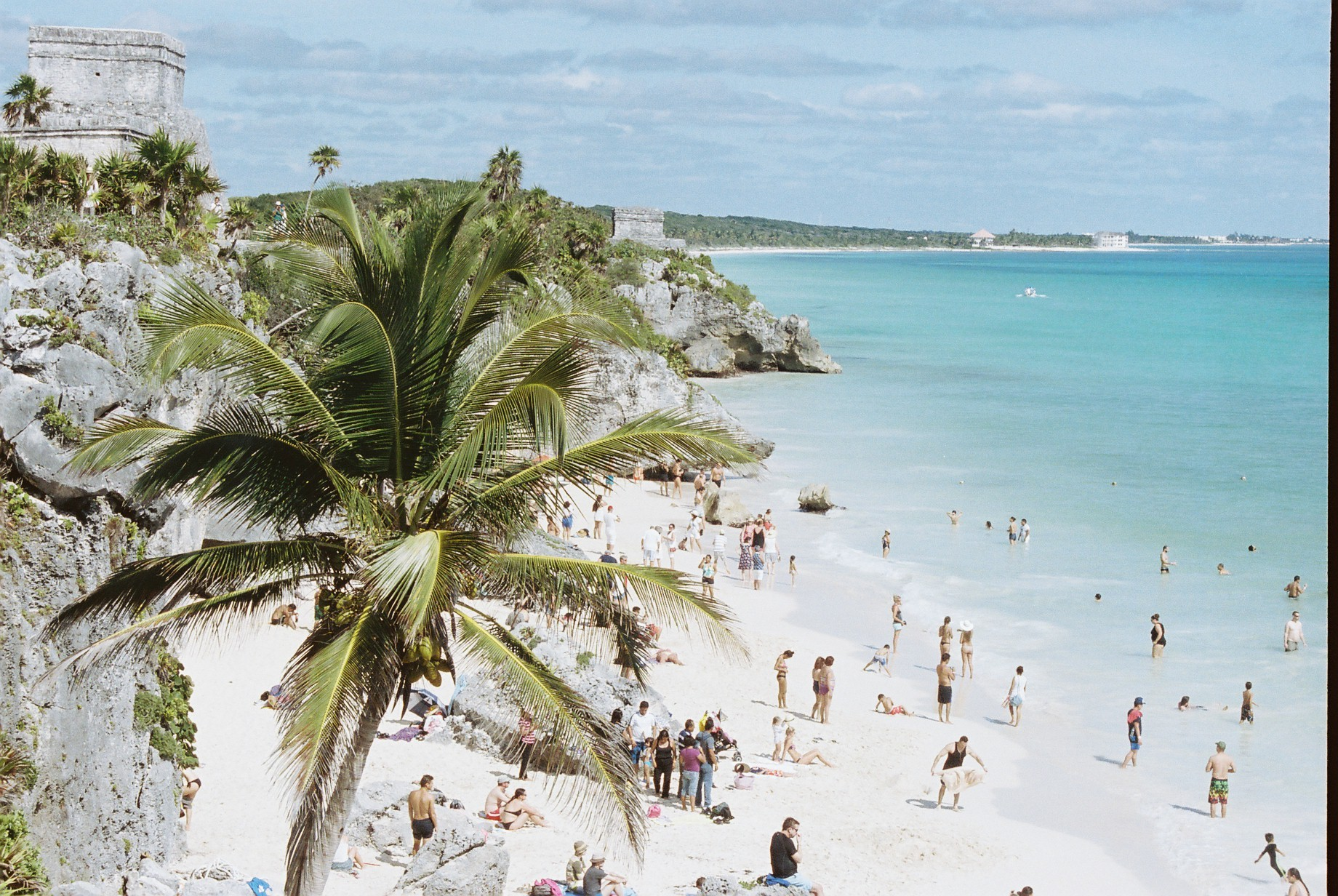 5 Ways to get to Tulum from Playa del Carmen